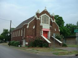 Emanuel Lutheran Church in Dallas